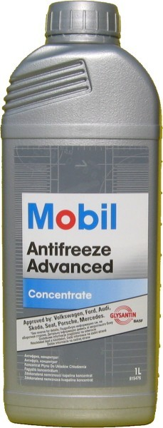 Mobil Antifreeze Advanced (Red)